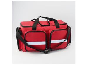 KM 123   EMPTY PARAMEDIC BAG