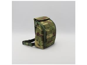 KM 125   EMPTY PERSONAL MILITARY FIRST AID KIT BAG